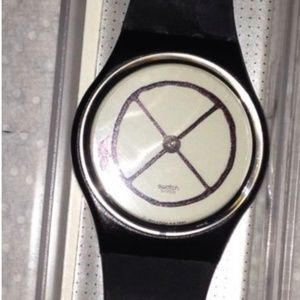1991 SWATCH WATCH Wheel Animal GZ 120